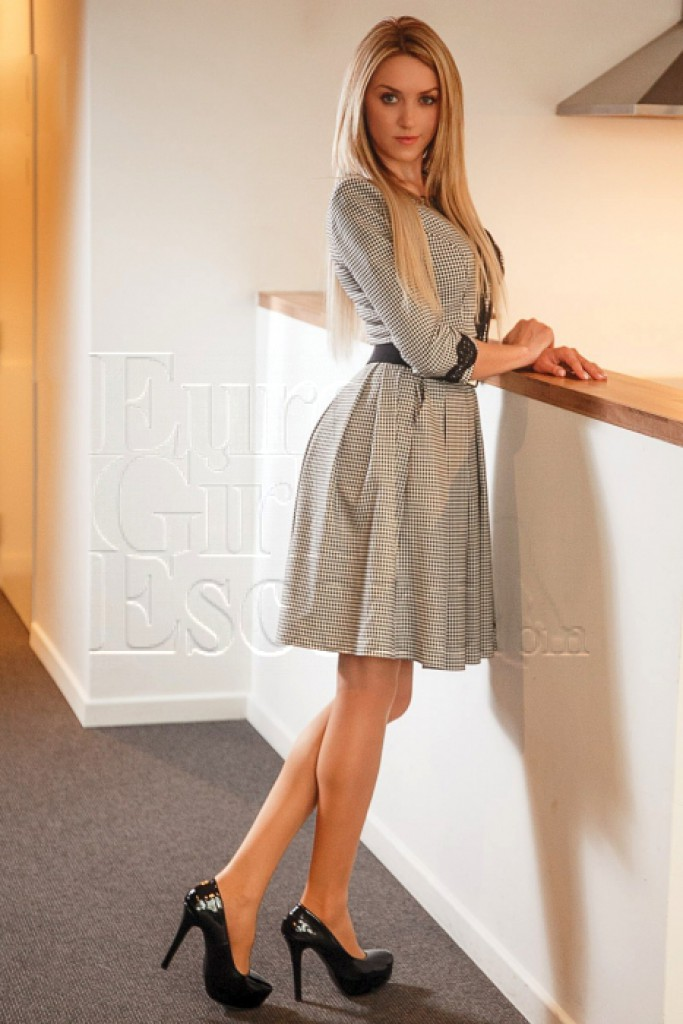 Patritsia - top escort in Brussels