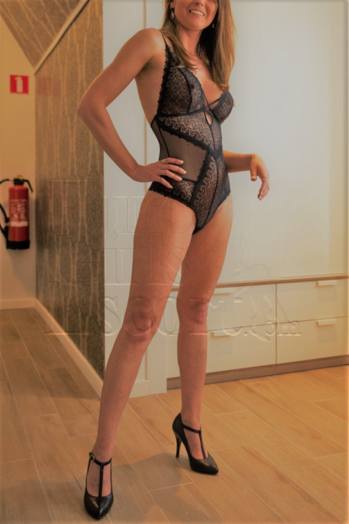 Kristina - top escort in Brussels