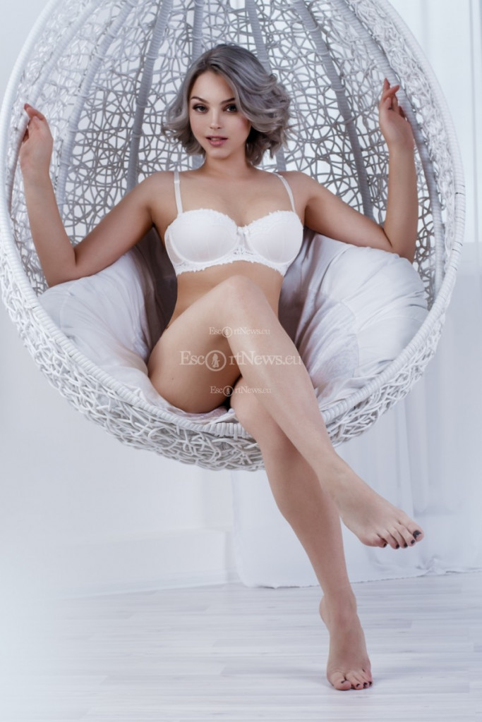 Stacy - top escort in Brussels
